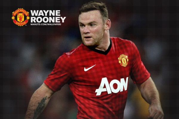Unconventional Dog Names: A picture of Wayne Rooney Manchester United's football  striker